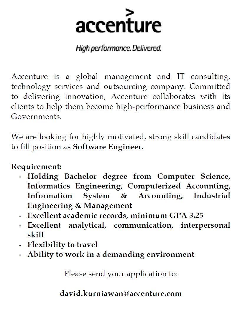 Famous Resume Accenture Ornament - Best Student Resume Examples and ...